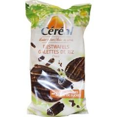 Cereal Getreide Choco Reiswaffeln zuckerfrei 95 Gramm