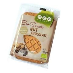 Ecobiscuit Nüsse / Schokoladenkeks 45 Gramm