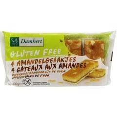 Damhert Damhirsch-Mandelgebäck glutenfrei 200 Gramm
