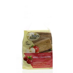 Billy's Farm Billys Farm Apple Cranberry-Sticks 175 Gramm