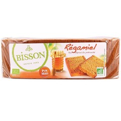 Honig-Gewürz-Kuchen Bisson Regamiel, vorgeschnitten 300 Gramm