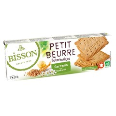 Bisson Butterkekse Buchweizen 150 Gramm