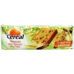 Cereal Getreide Lebkuchen Fructose 300 Gramm