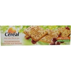 Cereal Getreide-Rosine backt weniger Zucker 360 Gramm zusammen
