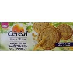 Cereal Getreide Haferkleie Kekse 144 Gramm