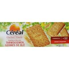 Cereal Getreideplätzchen Weizenkeime 210 Gramm