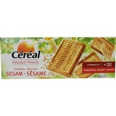 Cereal Getreideplätzchen Sesam 230 Gramm
