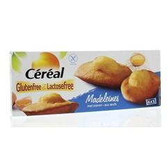 Cereal Getreide Madeleine glutenfrei 180 Gramm