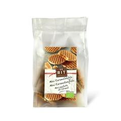 De Rit Die Rit Mini Karamellwaffeln 150 Gramm
