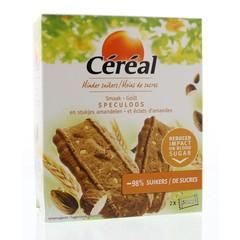 Cereal Getreidespekula mit Mandeln 113 Gramm