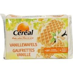 Cereal Getreide Vanille Waffeln ohne Zucker Maltit 90 Gramm