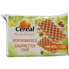 Cereal Getreide Kaffeewaffeln weniger Zucker Maltit 90 Gramm