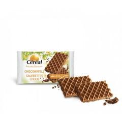 Cereal Müsli Schokoladenwaffeln mit weniger Zucker 90 Gramm