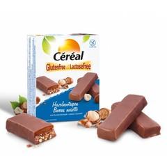 Cereal Getreide Haselnussriegel gluten- und laktosefrei 100 Gramm