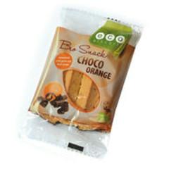 Ecobiscuit Choco Orange 45 Gramm