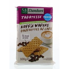 Damhert Coffee Wafers 100 Gramm