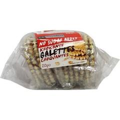 Damhert Crispy Galettes 210 Gramm