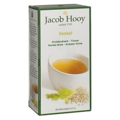 Jacob Hooy Fenchel Tee 20 Beutel