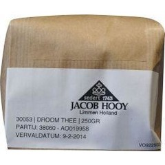 Jacob Hooy Dream Tee 250 Gramm