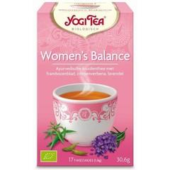 Yogi Tea Damen Balance 17 Beutel