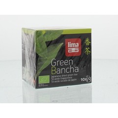 Lima Green Bancha Teebeutel 10 Stück