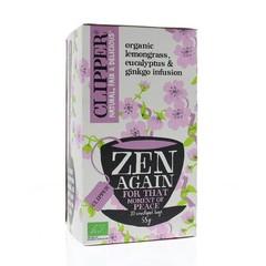 Clipper Zen wieder 20 Beutel