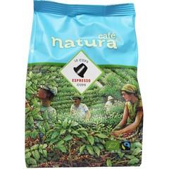 Cafe Natura Espresso Kaffeekappe 15 Stück