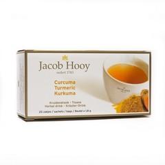 Jacob Hooy Curcuma Teebeutel Gold 20 Beutel