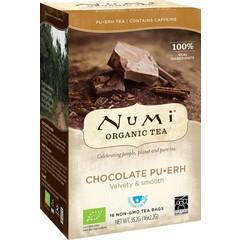 Numi Tea Schokolade Pu-Erh 16 Beutel