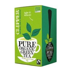 Clipper Grüner Tee Bio 20 Beutel