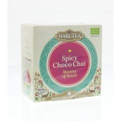 Hari Tea Mysterium der Begierde würzigen Choco Chai 10 Stück