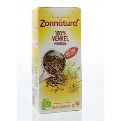 Zonnatura Fenchel Tee Bio 20 Beutel