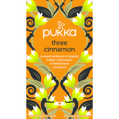 Pukka Org. Teas Pukka Org. Tees Drei Zimt 20 Beutel