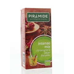 Piramide Intense mix Zitronengras Tee 20 Beutel