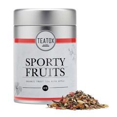 Teatox Bio Thee Teatox Bio Tee Sportliche Früchte 90 Gramm