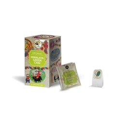 Ministry Of Tea Ministerium für Tee Himalaya grün Chai Bio 20 Beutel