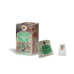 Ministry Of Tea Ministerium für Tee Marokkanischer Minztee Bio 20 Beutel