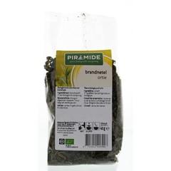 Piramide Pyramid Brennnesselblatt in Scheiben geschnitten Tee eko 40 Gramm