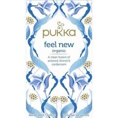 Pukka Org. Teas Pukka Org. Tees Fühlen Sie sich neu 20 Beutel