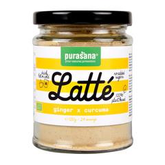 Purasana Ingwer Latte 120 Gramm