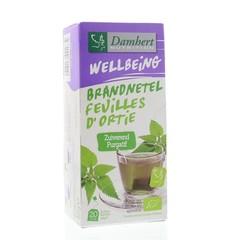 Damhert Damhirsch-Brennessel-Tee Bio 20 Beutel