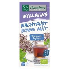 Damhert Damhirsch Teezeit gute Nachtruhe Tee 20 Beutel