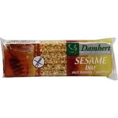 Damhert Damhirsch Sesambar glutenfrei 50 Gramm