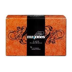 Mr Jones Herr Jones Cape Abschied Rooibos 20 Taschen