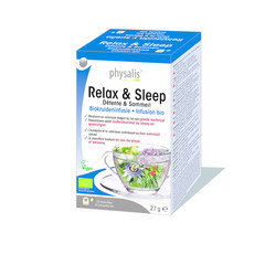 Physalis Relax & Sleep Bio-Tee 20 Stück