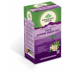 Organic India Bio India Tulsi Jasmin Grüntee Bio 25 Beutel