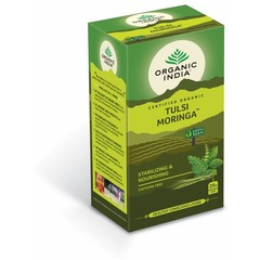 Organic India Bio India Tulsi Moringa Tee Bio 25 Beutel