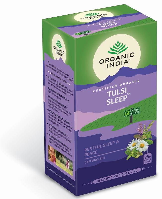 Organic India Organic India Bio India Tulsi Schlaftee 25 Bio Beutel