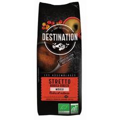 Destination Ziel Kaffee Stretto gemahlen 250 Gramm