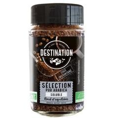 Destination Ziel Kaffee Arabica Instant 100 Gramm